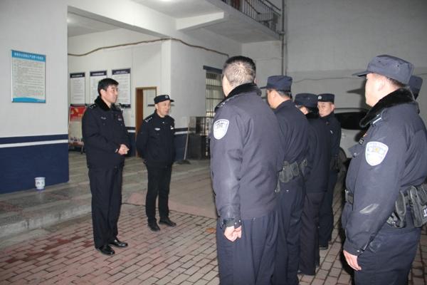 新野县公安局开展社会治安集中清查整治活动