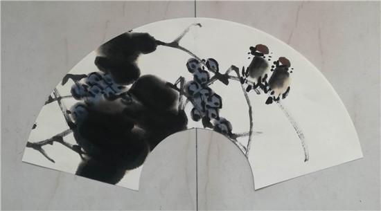 酣畅淋漓—著名画家孟凯作品赏析