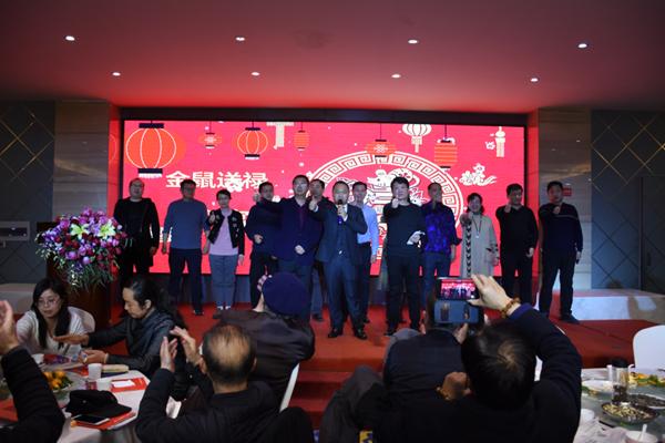 同唱和谐新乐章!河南省百联企业文化服务中心公益年会举行