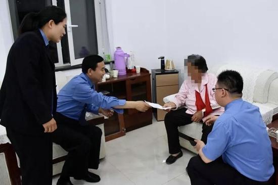 【河南两会看检察】群众来信件件有回复篇: 办信就是办民生