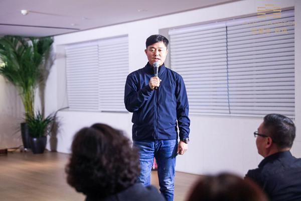 陶冶户外创始人吴大圣出席《品牌会客厅》:会玩更会创