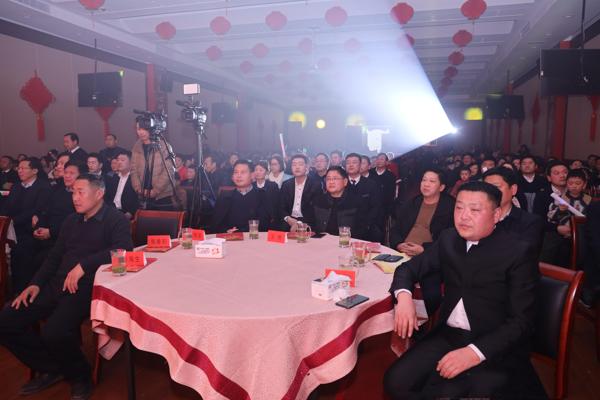 唱盛世中国 谱农信华章——唐河联社成功举办2020年春节联欢晚会