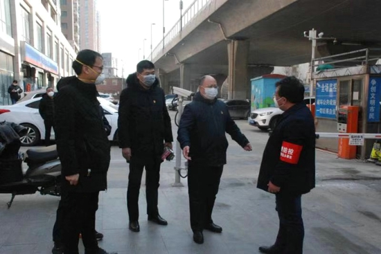 郑州市金水区南阳路街道:温暖,在你我心中传递