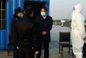 社旗县委书记余广东到唐庄高速路口疫情防控卡点督导检查工作