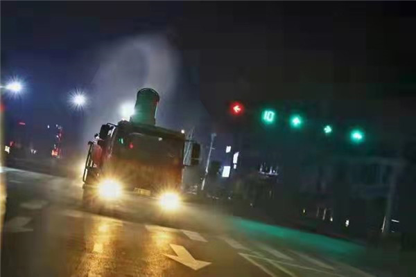 新野县城管局:全力构筑环卫疫情防护网