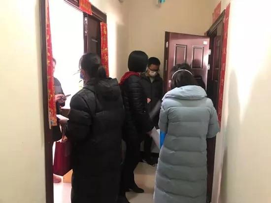 争分夺秒 夜以继日 沟赵办事处广大党员全力投入疫情防控阻击战