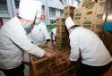 众志成城 抗击疫情 白象食品向郑州大学第一附属医院捐赠方便食品