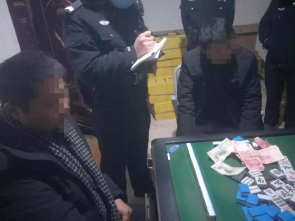 【疫情防控阻击战】社旗公安:苗店派出所查处一起聚众赌博案