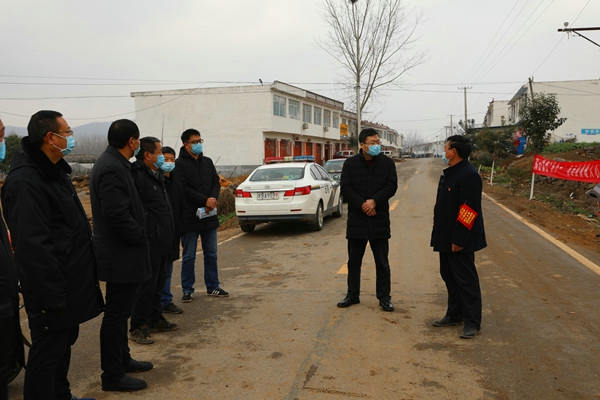 内乡法院:齐心协力 打好防控疫情攻坚战