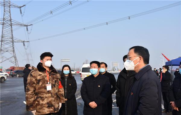 """【社区战""""疫""""】寒冷的冬季,太多退役军人党员温暖着我们"""