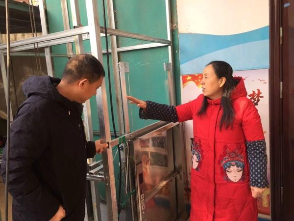 郑州市管城区南关小学: 疫情防控做先锋,党员志愿我先行