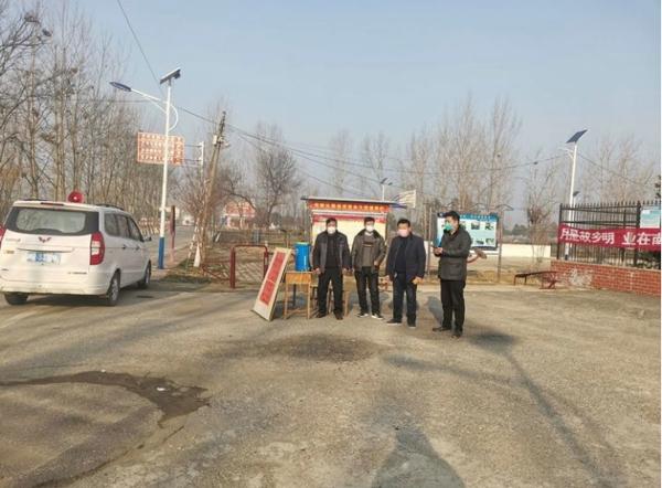 宛城区金华镇:活跃在基层的联动工作队