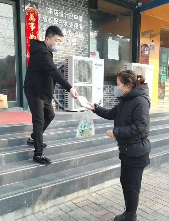 """凝""""新""""聚力 荥阳市新联会在行动"""