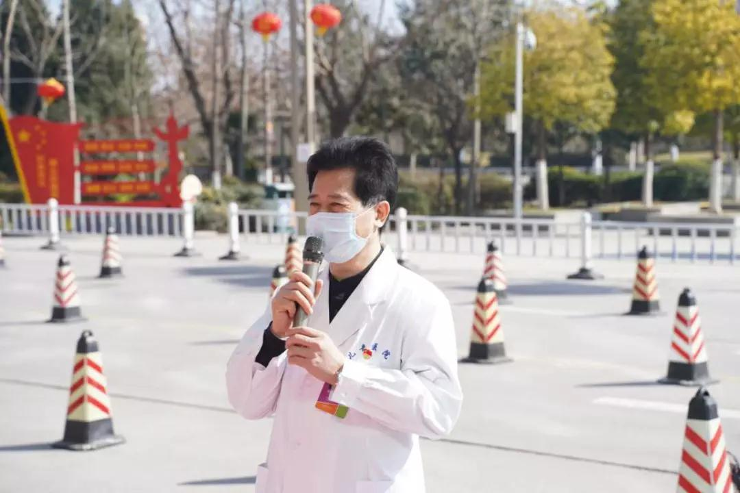 """""""选我正合适"""" 河南省儿童医院的6名护理人员赴鄂战""""疫"""""""