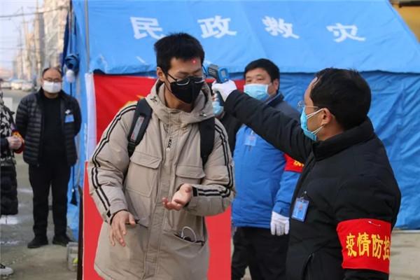 南召法院:疫情防控阻击战中的桥头堡