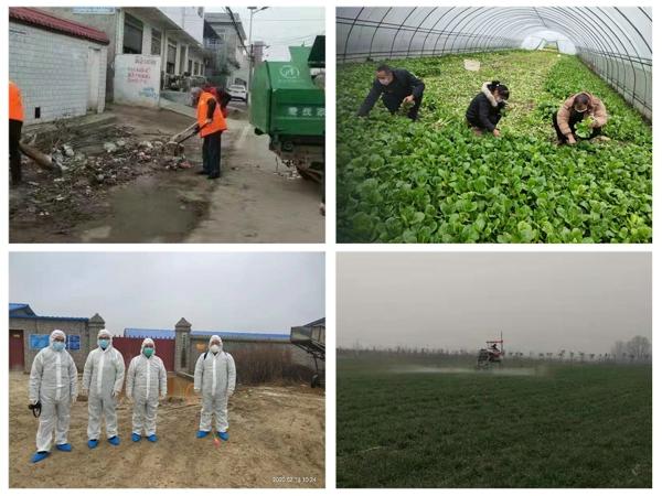 """宛城区农业农村局:""""三强化""""确保疫情防控和农业农村工作两不误"""