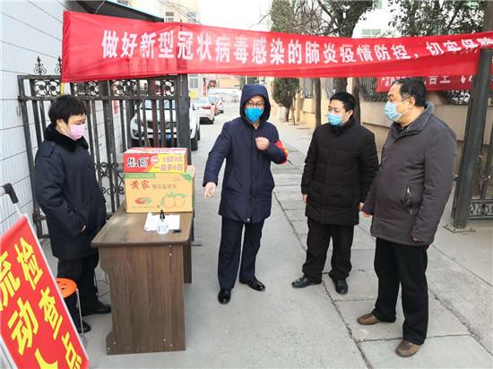 """武陟县税务局:疫情防控关键期 税务服务""""出三招"""""""