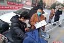 """便民!一次登记多次扫码 郑州社区简化登记流程""""一分钟快速进社区"""""""
