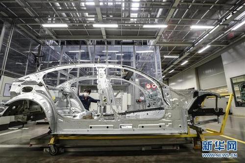宝马设在沈阳的全球最大生产基地正式复工