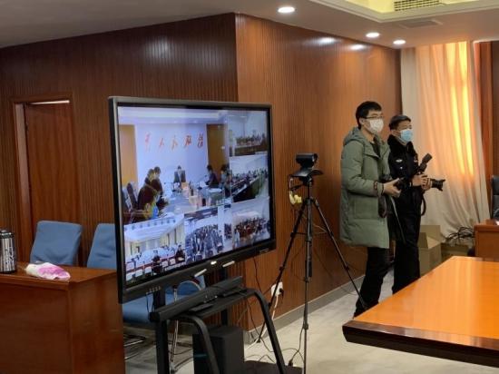 """【社区战""""疫""""】郑州市金水区:高科技为企业复工复产、防控疫情保驾护航"""