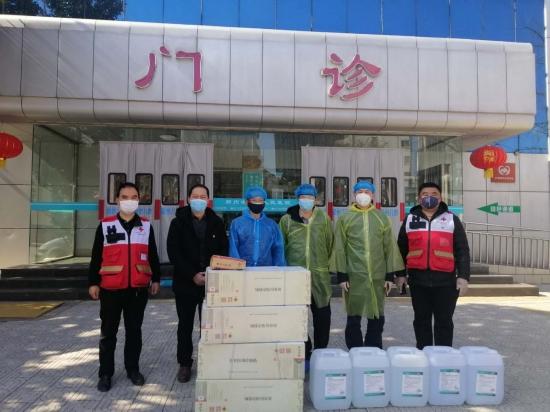 郑州新阶层志愿者冯海河律师:发挥优势 抗击疫情