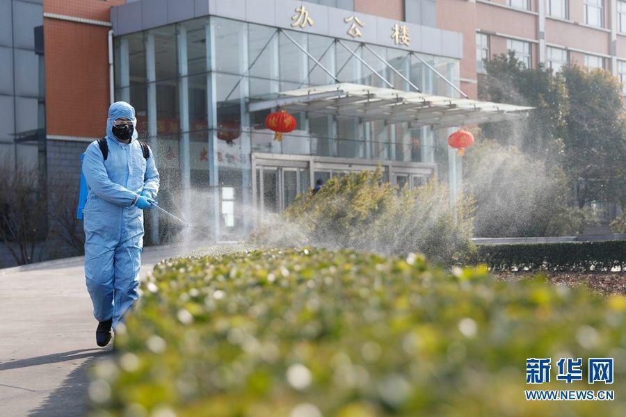 浙江通报表彰6个疫情防控先进集体 省内患者出院率已达43.86%
