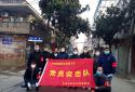 邓州市水利局王峰阳疫情中最美逆行者