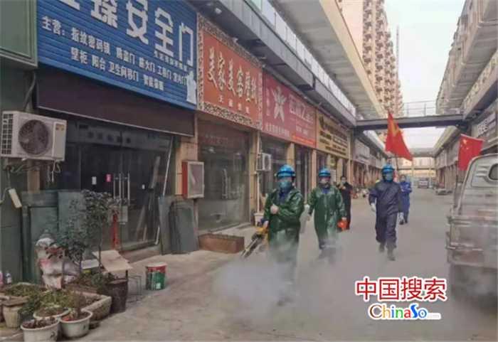 """河南驻马店""""两新""""组织党组织积极助力 打赢疫情防控阻击战"""