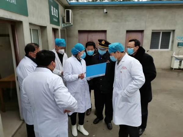 新野县医院:抗疫战场上的后勤保障