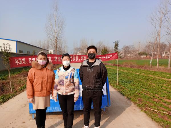 彭叶:奋战在乡村疫情防控一线的巾帼战士