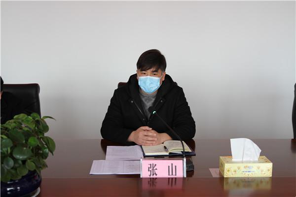 社旗县委政法委组织召开疫情防控期间法院执行工作推进会