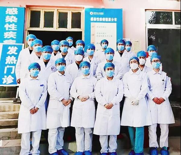 唐河县医院发热门诊:抗击疫情的先行者