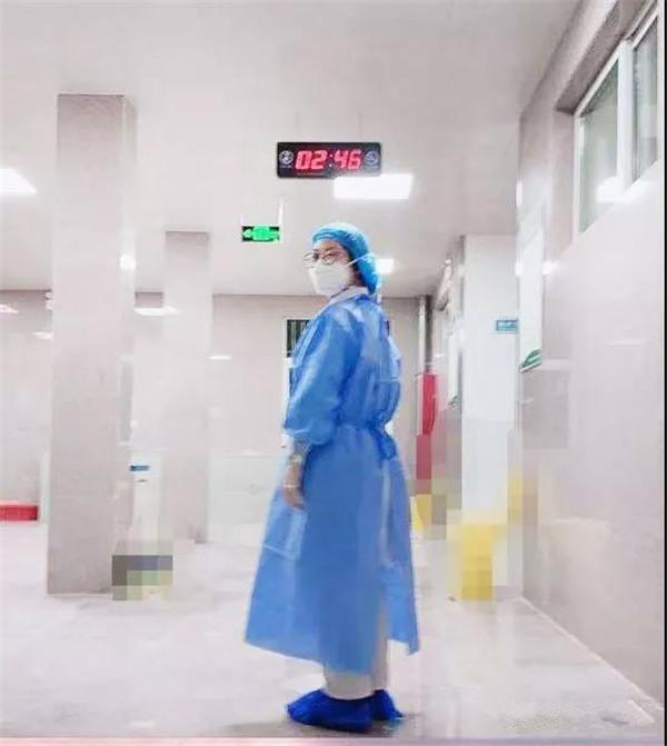 致敬唐河县医院抗疫一线的白衣天使们