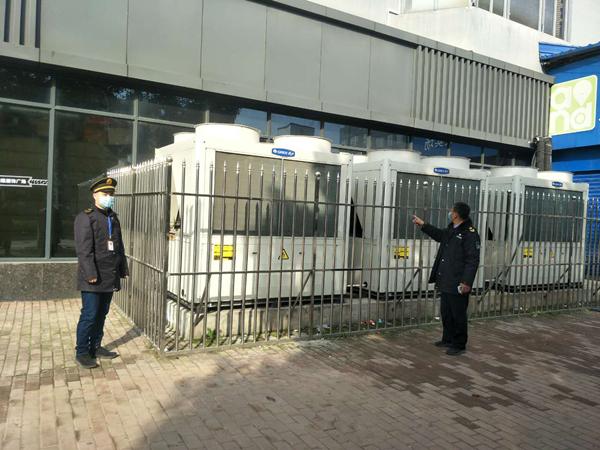 疫情防控 邓州市卫生监督局开展空调系统清洗消毒检查工作