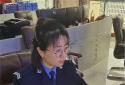南召公安接警员刘洁雯:真情点亮回家路
