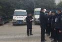 南阳市保安服务公司:武装守押展雄姿 威武出征战疫情