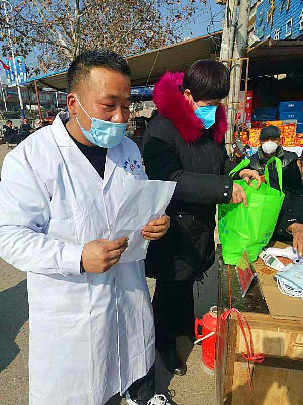 邓州一中医世家许治咳3000余袋中药制剂的阻疫路