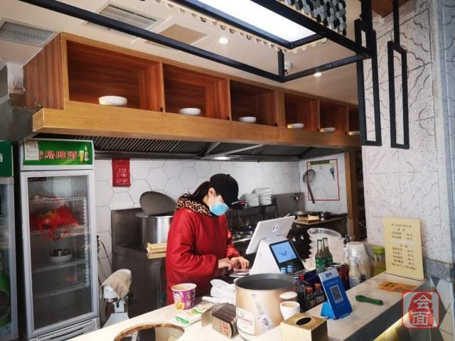 郑州3950家餐饮单位复工营业 暂只提供外卖
