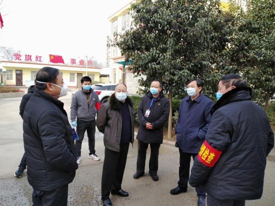 """【社区战""""疫""""】河南新乡:平原示范区的扶贫干部 转眼""""变身""""防疫卫士"""