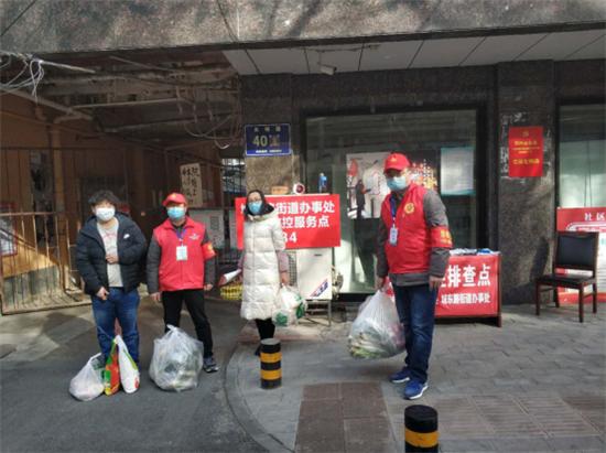 """【社区战""""疫""""】郑州城东路街道办事处:扛起责任守初心 党群携手战病毒"""