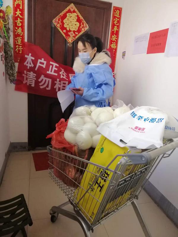 """邓州半岛帝城社区居委会:绽放在战""""疫""""一线上的""""三朵金花"""""""