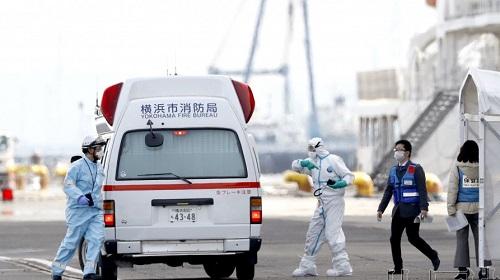 日韩新冠病毒感染病例数继续攀升 意大利、伊朗等国家新增病例也有所增加