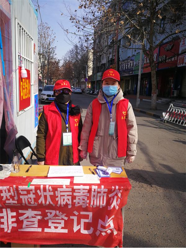 """【社区战""""疫""""】郑州市水政监察支队:志愿一线防疫,凝聚强大防控力量"""