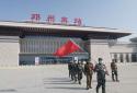 邓州市桑庄镇民兵防控疫线担重任