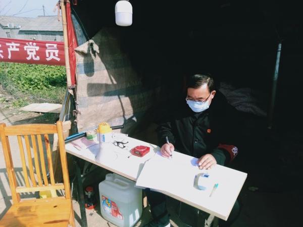 唐河县法院法官张文锋:于细微处显担当