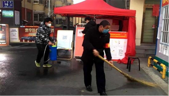 """同心战""""疫"""" 共克时艰——郑东新区统一战线抗击疫情纪实"""