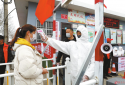 驻马店市驿城区:强化疫情防控 保障市场安全有序运营