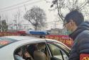 """邓州法院:警车上的""""特殊乘客"""""""