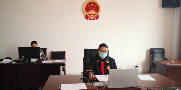 新野法院:耐心调解 助力企业疫期渡难关