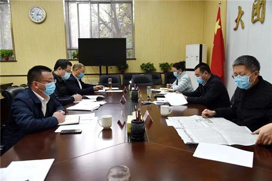 杨福平对全市统战系统疫情防控工作提出新要求
